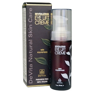 DeVita, Revitalizing Eye Lift Crème, 1 oz (30 ml)