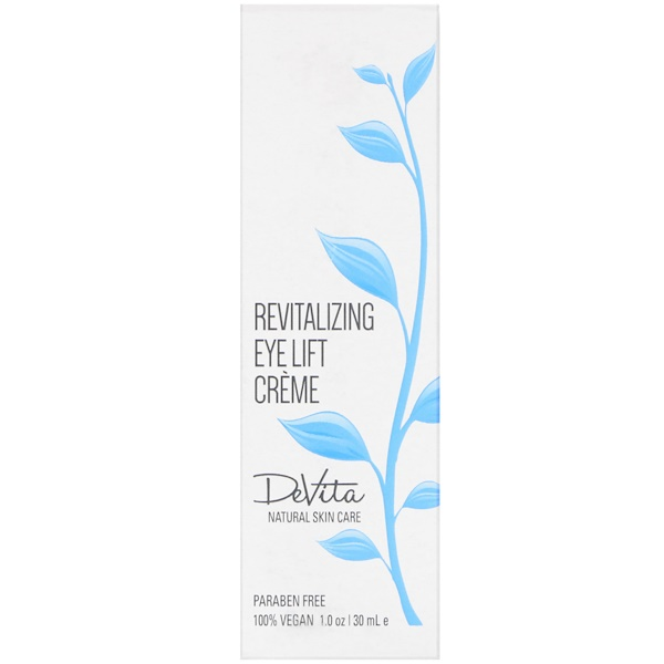 DeVita, Crème de Lifting Revitalizante para Olhos, 30 ml (1 oz) (Discontinued Item)
