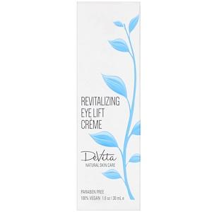 Девита, Revitalizing Eye Lift Creme, 1 oz (30 ml) отзывы покупателей