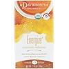 Davidson's Tea, Ayurvedic Infusions, Energize, 25 Tea Bags, 1.58 oz (45 g)