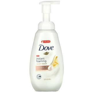 Dove, Instant Foaming Body Wash, 13.5 fl oz (400 ml)