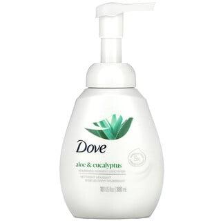 Dove, Nourishing Foaming Hand Wash, Aloe & Eucalyptus, 10.1 fl oz (300 ml)
