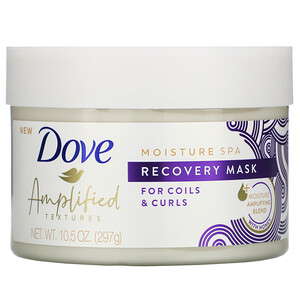 Dove, Amplified Textures, Recovery Hair Mask, 10.5 oz (297 g)