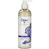 Dove, Amplified Textures, Super Slip Detangling Conditioner, 11.5 fl oz (340 ml)
