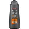 Dove, 男性护理,3 合 1 洗发水+护发素+ 香体露,运动护理型,20.4 液量盎司(603 毫升)