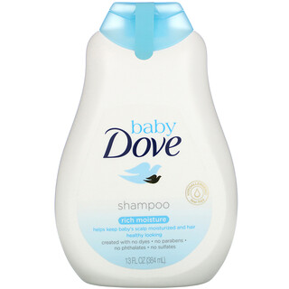 Dove, Baby, Rich Moisture Shampoo, 384ml