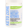Divine Health, Dr. Colbert's Keto Zone, Instant Ketones, Iced Limeade Flavor, 9.26 oz (262.5 g)