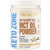 Divine Health, ドクター・コルバートのケトゾーン、MCTオイル粉末、フレンチバニラ11.11オンス (315 g)