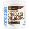 Divine Health, Dr. Colbert's Keto Zone, Hydrolyzed Collagen, Dark Chocolate, 22.22 oz (630 g)