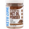 Divine Health, Dr Colbert's Keto Zone, MCT Oil Powder, Dutch Chocolate Flavor, 12.28 oz (348 g)