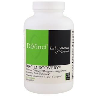 DaVinci Laboratories of Vermont, Disc-Discovery, 180 таблеток