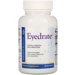 Whitaker Nutrition, 眼球潤滑軟膠囊,60 粒裝