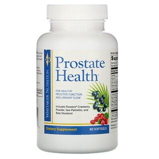 Whitaker Nutrition, здоровье простаты, 90капсул