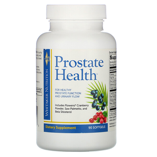 Prostate Health, 90 Softgels