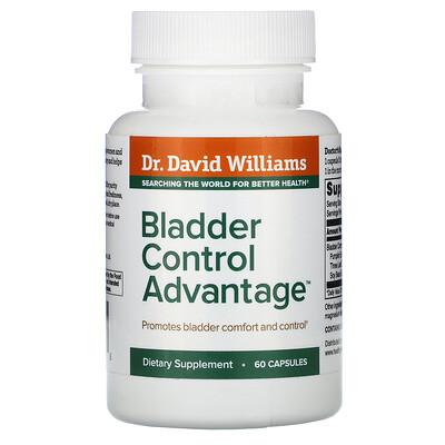 Купить Dr. Williams Bladder Control Advantage, 60 Capsules
