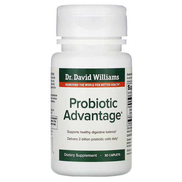Probiotic Advantage, 30 Caplets