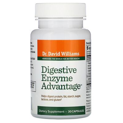 Dr. Williams Digestive Enzyme Advantage, 30 Capsules