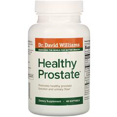 Dr. Williams, 前列攝護腺健康支持軟膠囊,60 粒裝