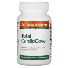 Dr. Williams, Total CardioCover® 心臟健康支持膠囊,60 粒裝