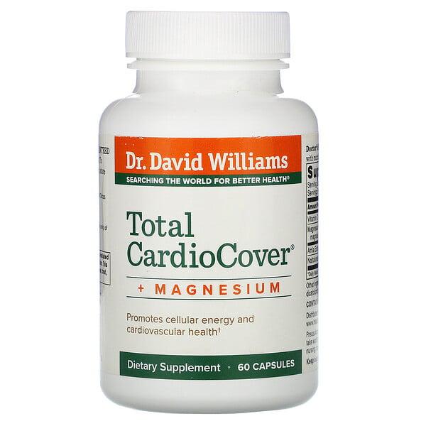 Total Cardio Cover + Magnesium, 60 Capsules