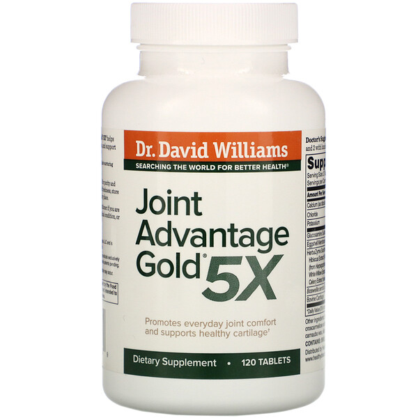 Joint Advantage Gold 5X, 120 Tablets