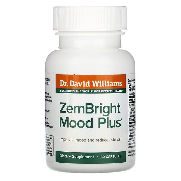 ZemBright Mood Plus, 30 Capsules