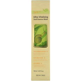 Dewytree, Ultra Vitalizing Snail Essence Water, 5.07 fl oz (150 ml)