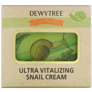 Dewytree, Ultra Vitalizing Snail Cream, 80 ml
