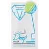 Dewytree, Deep Mask, Aqua, 1 Sheet, 27 g