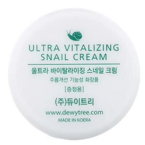 Дюи Три, Ultra Vitalizing Snail Cream, 10 ml отзывы покупателей