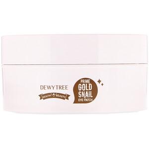Дюи Три, Prime Gold Snail Eye Patch, 60 Patches, 90 g отзывы покупателей