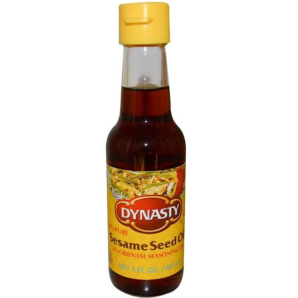 Dynasty, Sesame Seed Oil, 5 fl oz  (150 ml)  (Discontinued Item)