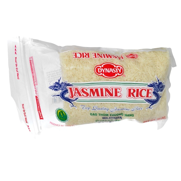 Dynasty, Jasmine Rice, 32 oz (907 g) (Discontinued Item)