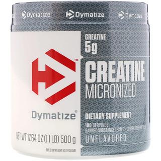 Dymatize Nutrition, Creatine Micronized, 1.1 lb (500 g)