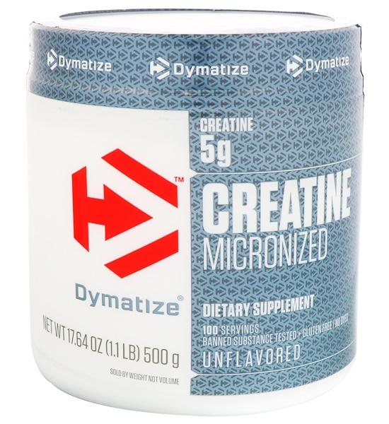 Dymatize Nutrition, 微粒化肌酸,17、64盎司(500克)