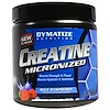 Dymatize Nutrition, Creatine Micronized, Blue Raspberry, 10.6 oz (300 g) (Discontinued Item)
