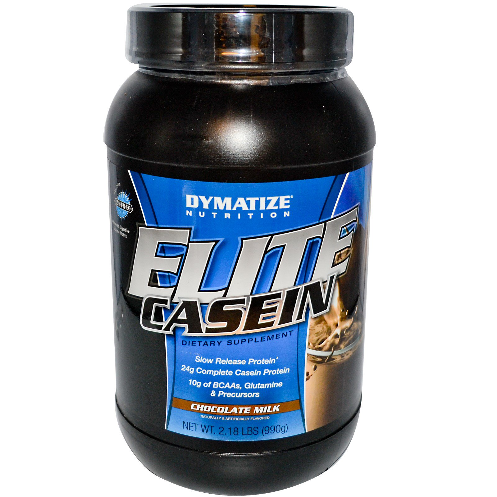 Dymatize Elite Casein Nutrition Facts - Nutrition Ftempo