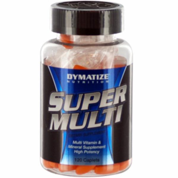 Dymatize Nutrition, Super Multi, 120 Caplets (Discontinued Item)
