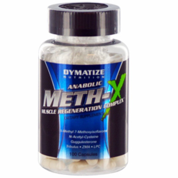 Dymatize Nutrition, Meth-X, Muscle Regeneration Complex, 100 Capsules (Discontinued Item)