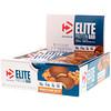 Dymatize Nutrition, Elite,  Белковый Батончик, Шоколадное Арахисовое Масло, 12 штук, по 2,47 унции (70 г) каждая (Discontinued Item)