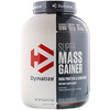 Dymatize Nutrition, Superdesarrollador de Masa, chocolate intenso, 6 lb (2.7 kg)