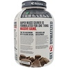 Dymatize Nutrition, Super Mass Gainer, Rich Chocolate, 6 lbs (2.7 kg)