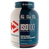 Dymatize Nutrition, ISO 100, Hydrolyzed 100% Whey Protein Isolate, Strawberry, 48 oz (1.4 kg)