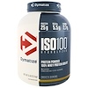 Dymatize Nutrition, ISO 100 Hydrolyzed, 100% Whey Protein Isolate, Smooth Banana, 5 lbs (2.3 kg)