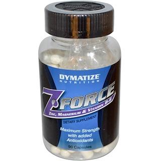 Dymatize Nutrition, Z·Force, 90 Capsules