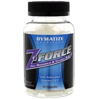 Dymatize Nutrition, Z·フォース、90 錠
