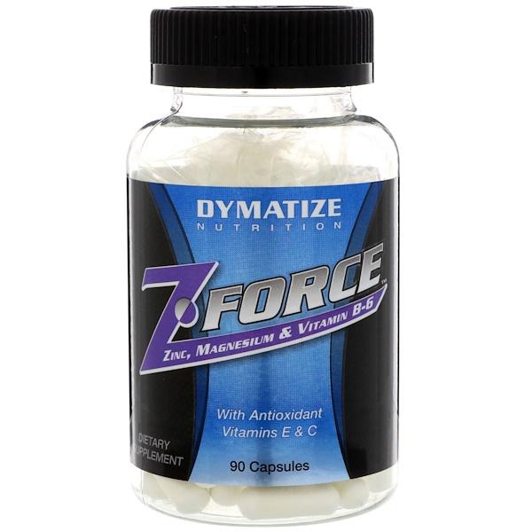 Dymatize Nutrition, Z·Сила 90 капсул