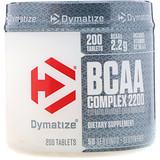 Отзывы о Dymatize Nutrition, Комплекс BCAA 2200, аминокислоты с разветвленной цепью, 200 капсул
