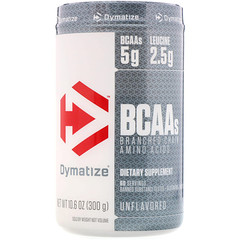 Dymatize Nutrition, BCAAs, Branched Chain Amino Acids, 10.6 oz (300 g)