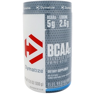 Dymatize Nutrition, BCAAs Branched Chain Amino, 10.6 oz (300 g)